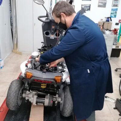 Cirap 2000 - Servizio riparazioni ausili