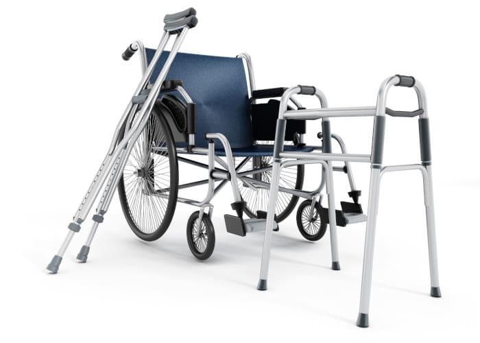 Cirap 2000 - ausili per disabili