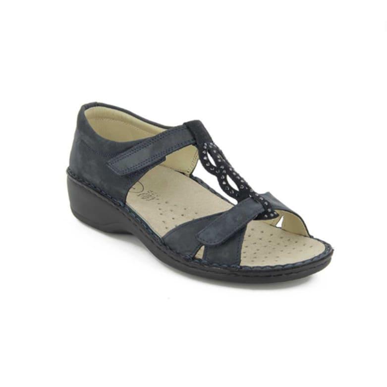 Calzatura predisposta - sandalo donna