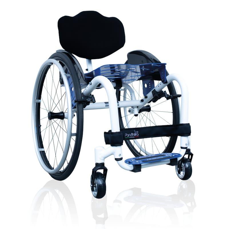 Carrozzina per disabili Pandhora EVo