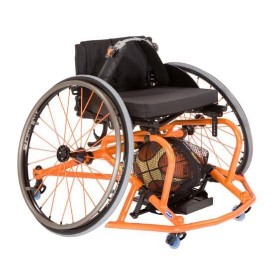 Carrozzina sportiva per disabili - basket