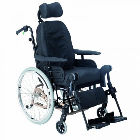 Carrozzina per disabili standard