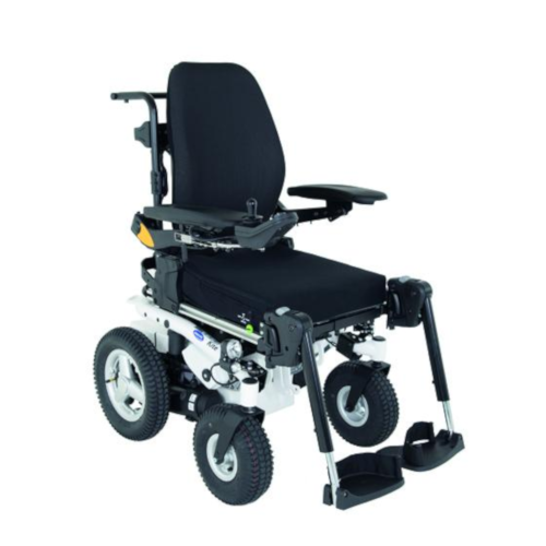 Carrozzina per disabili elettrica Invacare