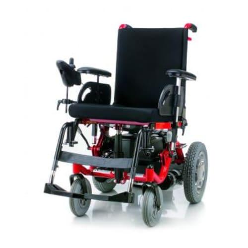 Carrozzina elettrica per disabili uova Blandino - GR558