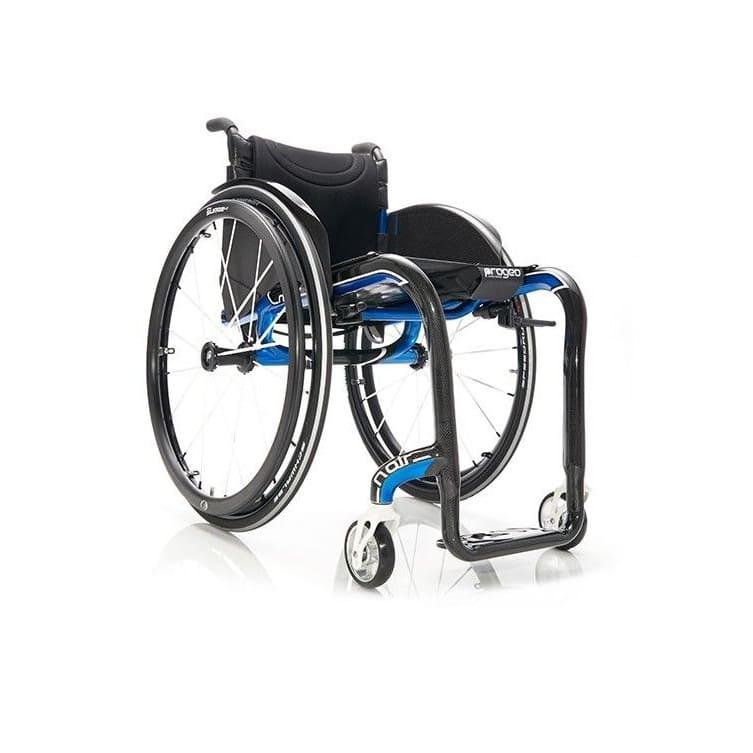 Carrozzina per disabili Progeo Noir