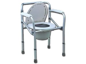 Ausili bagno: Sedile comodo WC per disabili e anziani