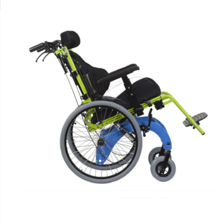 Carrozzina per disabili da transito
